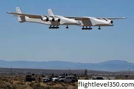 Pesawat Terbesar di Dunia Melakukan Uji Terbang Kedua Yang 'Sangat Sukses'