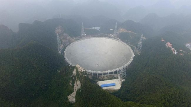 7 Teleskop Terbesar Di Dunia Yang Perlu kalian tahu